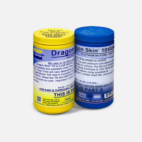 Dragon Skin 10 slow