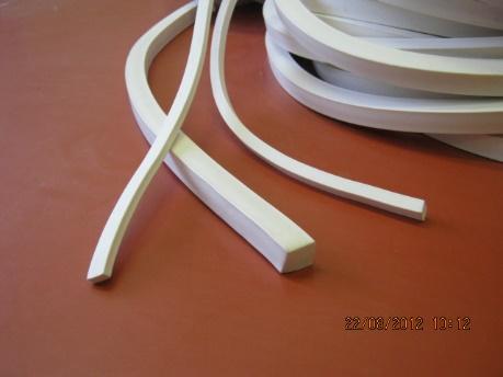 Шнур силиконовый пористый