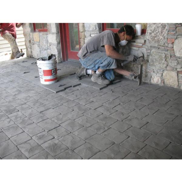 Полиуретановый штамп для печатного бетона Лондон кабл F3031