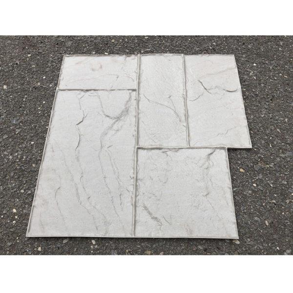 Штамп для декоративного бетона Тесаный камень F3061