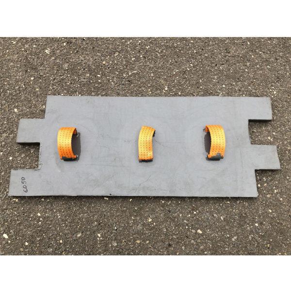 Полиуретановый штамп для печатного бетона Танвальд F3260B