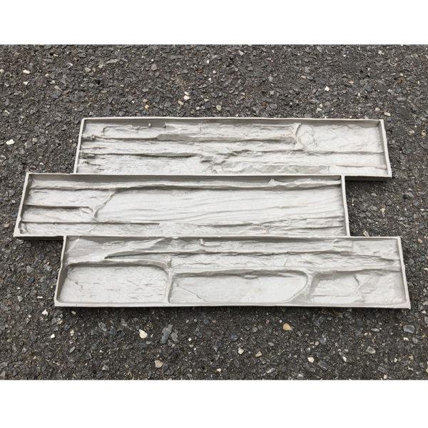 Полиуретановый штамп для печатного бетона Танвальд F3261