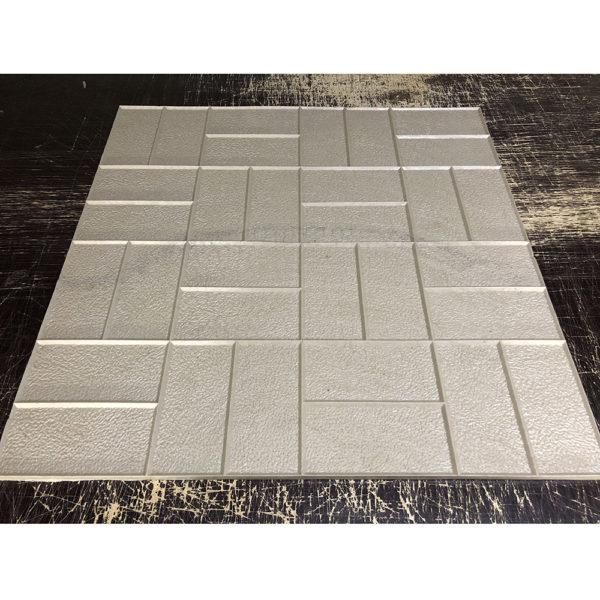 Полиуретановый штамп для печатного бетона 8 Кирпичей F3380