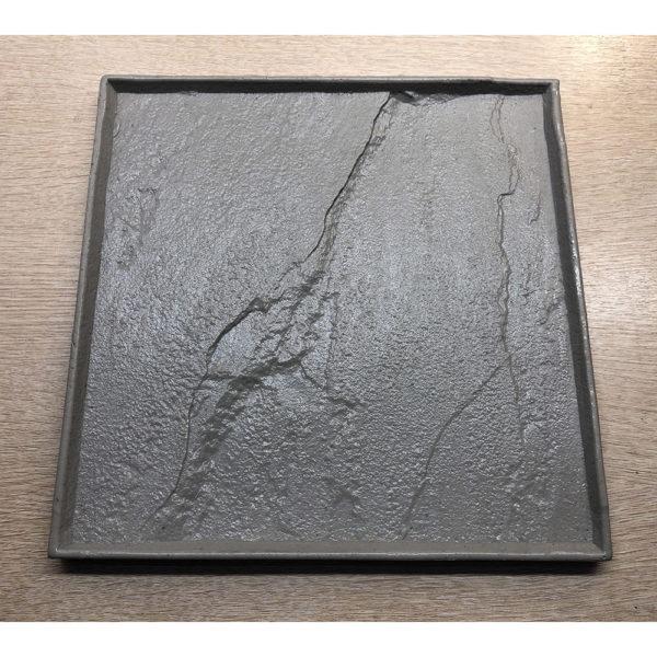 Полиуретановый штамп для печатного бетона Песчаник 30х30 F3391L