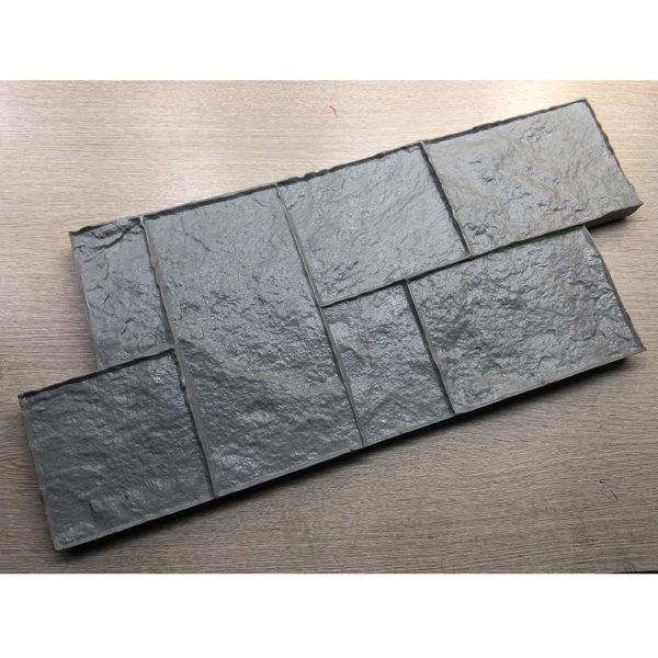 Полиуретановый штамп для печатного бетона Шинон F3400C