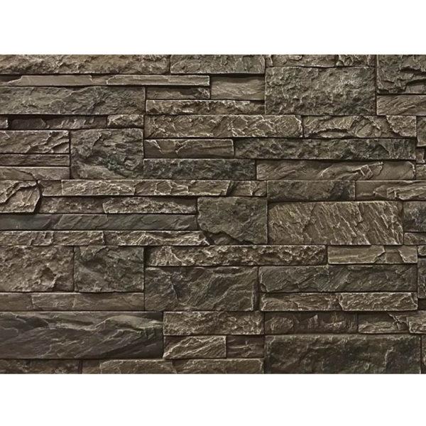 Полиуретановая форма Сланец Карпатский Панель универсальная F622