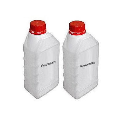 Гибкий жидкий пластик серия МОНОПЛАСТ